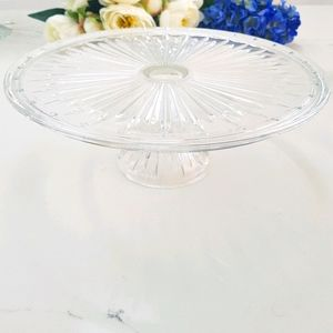 Crystal Beauty Stand/Cake Stand